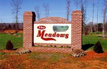 White County – The Meadows Subdivision